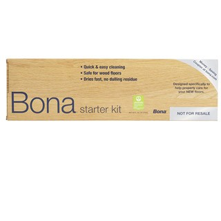 The Bona Starter Kit for Hardwood Floors Available at House of Vacuums Irondale Alabama
