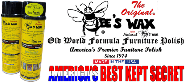 Beeswax Old World Furniture Polish available from House of Vacuums Irondale Alabama Vacuum Cleaners, Central Vacuum Systems, Hard Surface Floor Cleaner | 205.419.3300