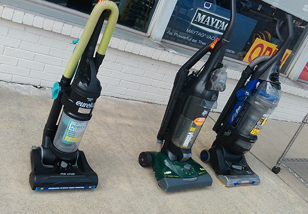 vacuum cleaner repair, vacuum cleaner belts, bags, filters, parts available at House of Vacuums Irondale Alabama
