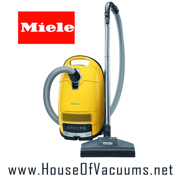 Miele Ranks Highest in Customer Satisfaction with Cannister Vacuum Brands