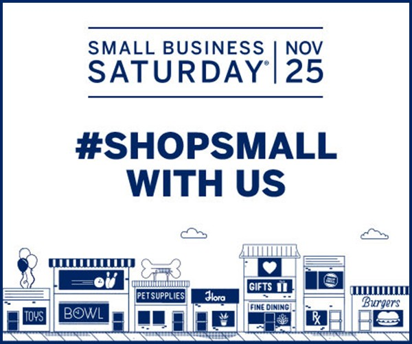 SHOP SMALL 2017 with House of Vacuums Irondale - This Nov 26, we want to celebrate Small Business Saturday® with you!  It's a special holiday created so communities can show love for small businesses like ours.