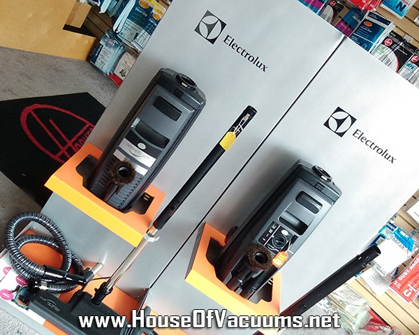 Aerus Electrolux at House of Vacuums - House Of Vacuums
